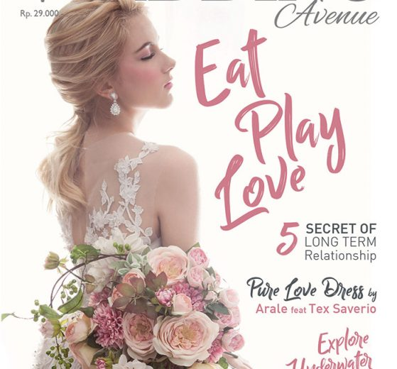 majalah wedding avenue edisi 11 2017