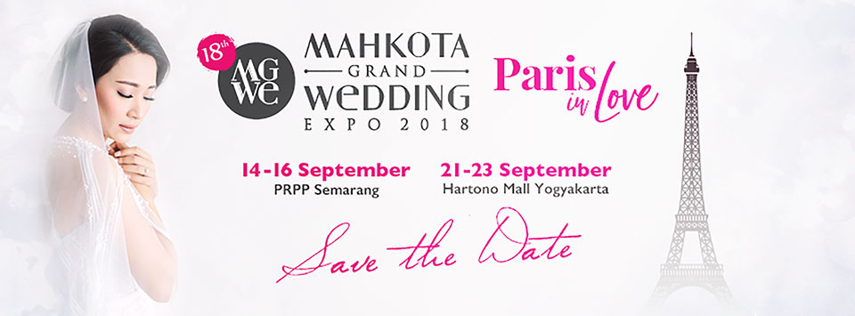 Mahkota Grand Wedding Expo 2018