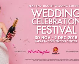 Wedding Celebration Festival 2018